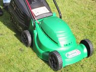 Lightweight electric rotary mower